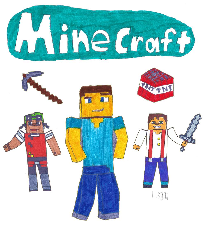 minecraft-tshirt